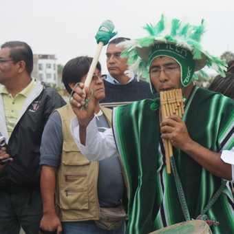 Peruvian panpipes