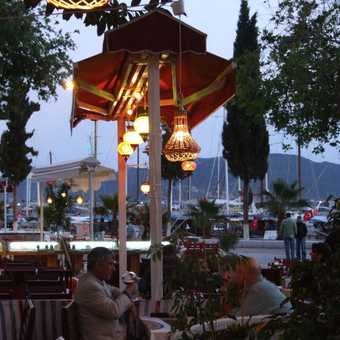 Kas - near the harbour