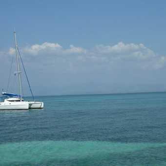 Catamaran excursion