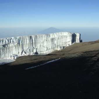 northern ice field