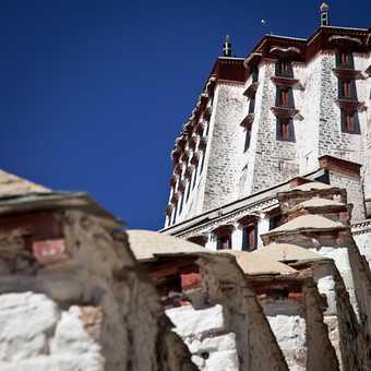 The symbol of Tibet, Potala Palace, Lhasa