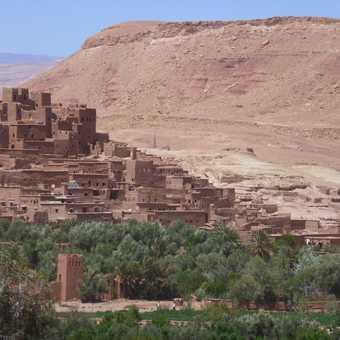 Kasbah at Ait Benhaddou
