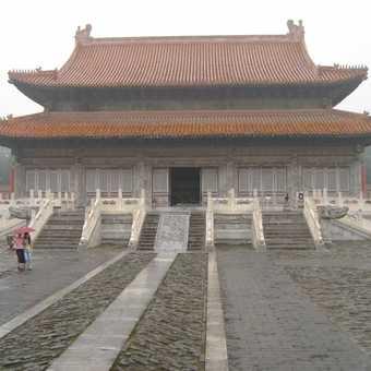 Qing tombs