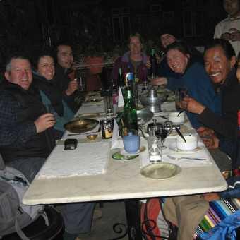 New Year's Eve in Kathmandu