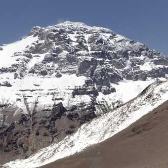 Aconcagua West Face Panorama 3