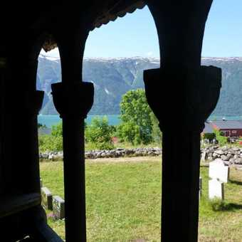 View from the church