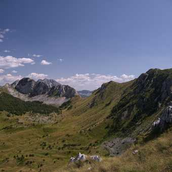 Tovamica Ridge