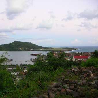 Baracoa from El Castillo
