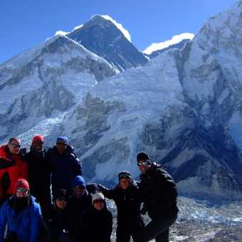 Everest from K,pathar