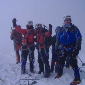 Summit Cayambe 2006