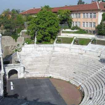 Amphitheatre, Plovdiv