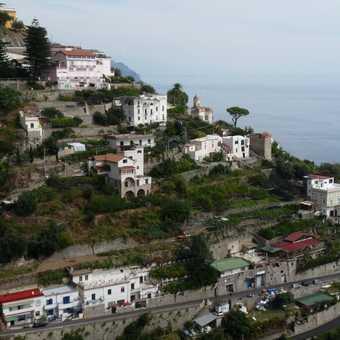 Lunchstop near Amalfi