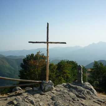 View from San Pellegrino