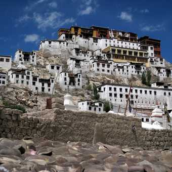 Gompa at Thikse