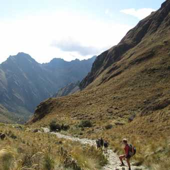The Sungate, Inca Trail