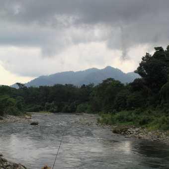 Bukit Lawang - rainy season
