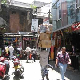 Backstreets of Kandy