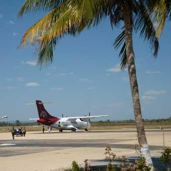 Air Madagascar flight from Tulear