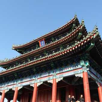 The Forbidden City Temples
