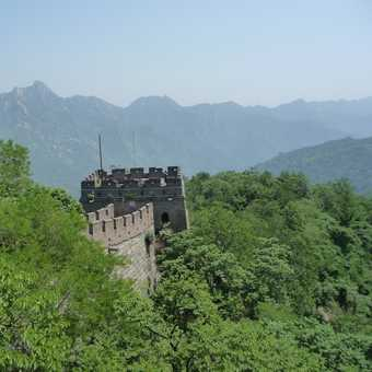 A Watchtower along the Great Wall