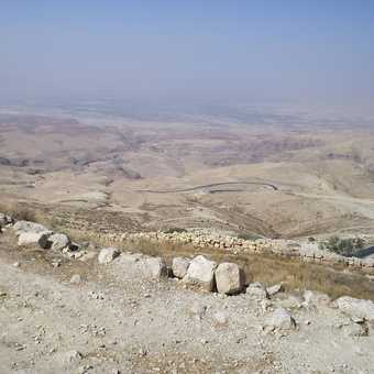 Bibical views from Mount Nebo