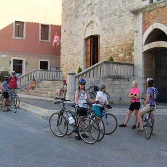 First Day from San Quirico