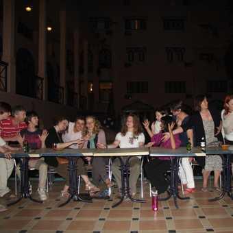 last supper in marrakesh