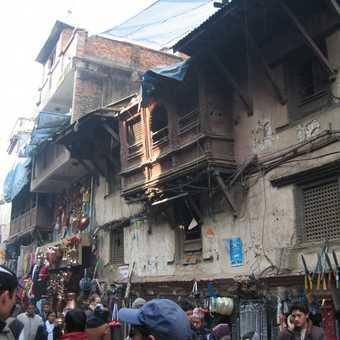 Great architecture in Katmandu