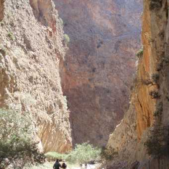 another gorge - Aradena I think!