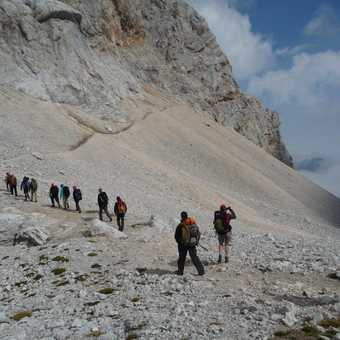 Day 4 - With the decision to leave Triglav until tomorrow we continue on to Dom Triglavski