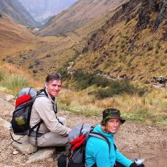 Day 2 Inca Trail