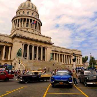 The Capital Building, Havana