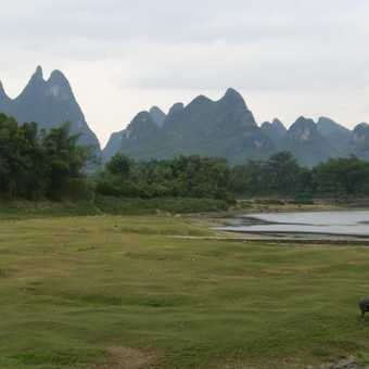 Outside Yangshuo