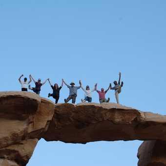 Wadi Rum Bridge