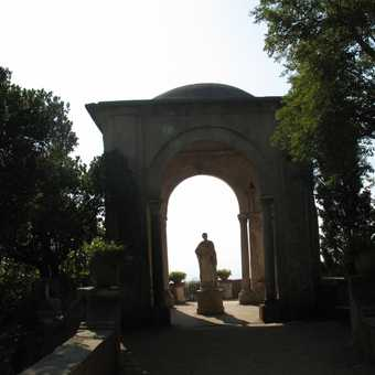 gardens in Ravello