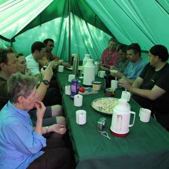 2nd campsite
