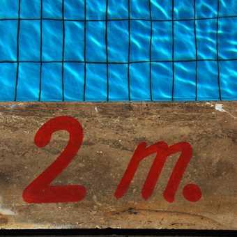 2 metres