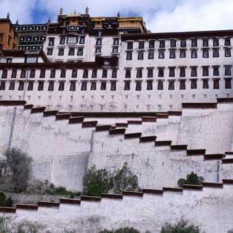 Tibet Lhasa the Potala