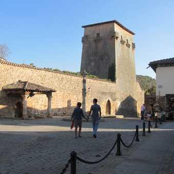 Covarrubias Square