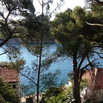 Room with a view on Hvar