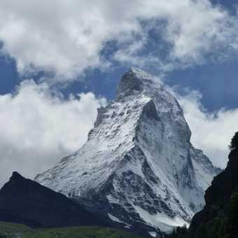 Wonderful trek to see the Matterhorn