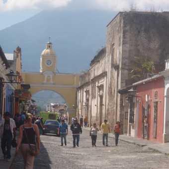 Downtown Antigua