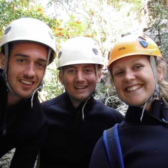 Canyoning - 50 metre absail