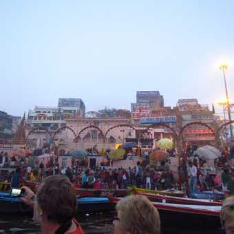 Early morning Varanasi