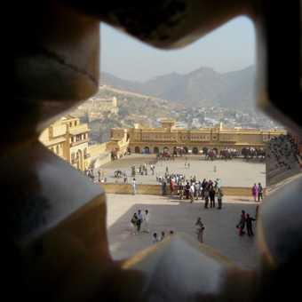 Hall of Private Audience, City Palace, Jaipur