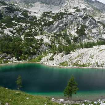 Alpine Lake (one of 7)