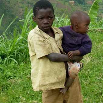 Kigali skyline - Rwanda