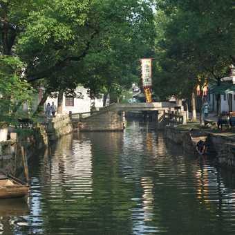 Tongli canal