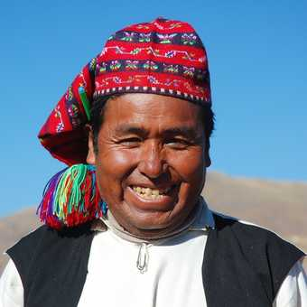 Captain - Lake Titicaca