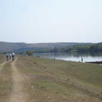 Cycling along the Danube